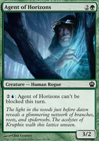 Agent of Horizons - Theros