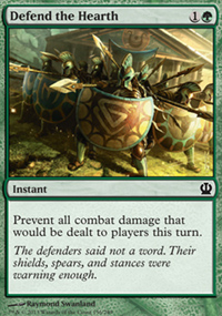 Defend the Hearth - Theros