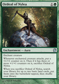 Ordeal of Nylea - Theros