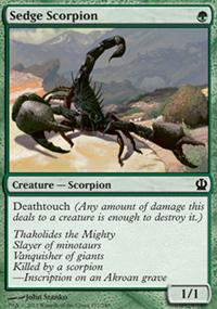 Sedge Scorpion - Theros