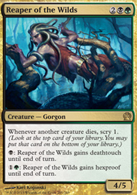Reaper of the Wilds - Theros