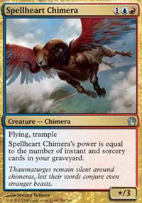 Spellheart Chimera - Theros