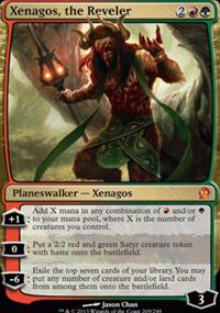 Xenagos, the Reveler - Theros