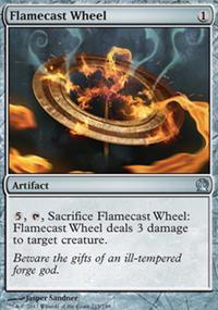 Flamecast Wheel - Theros