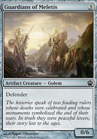 Guardians of Meletis - Theros