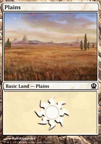 Plains 1 - Theros