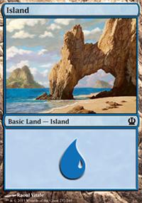 Island 4 - Theros