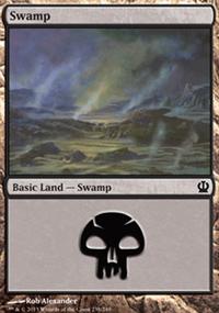 Swamp 1 - Theros