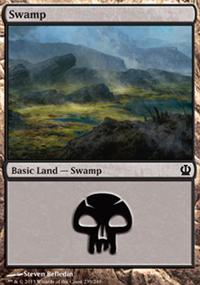 Swamp 2 - Theros