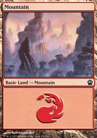 Mountain 1 - Theros