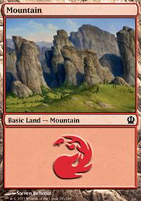 Mountain 2 - Theros
