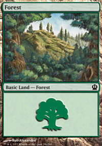 Forest 1 - Theros