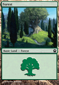 Forest 2 - Theros