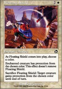 Floating Shield - Torment