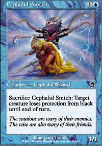 Cephalid Snitch - Torment