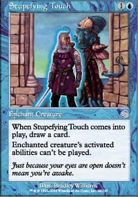 Stupefying Touch - Torment