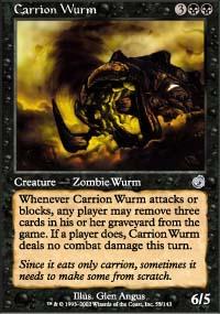 Carrion Wurm - Torment