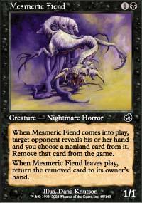 Mesmeric Fiend - Torment