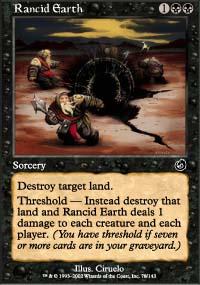 Rancid Earth - Torment
