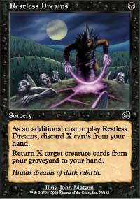 Restless Dreams - Torment