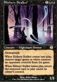 Slithery Stalker - Torment