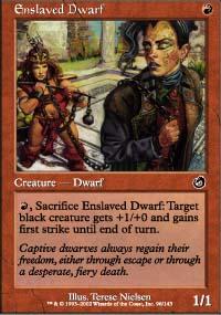 Enslaved Dwarf - Torment