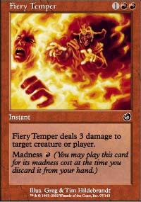 Fiery Temper - Torment