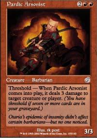 Pardic Arsonist - Torment