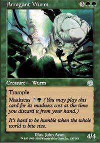 Arrogant Wurm - Torment