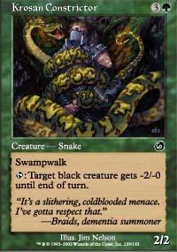 Krosan Constrictor - Torment