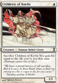 Children of Korlis - Time Spiral