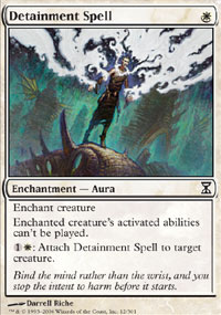 Detainment Spell - Time Spiral