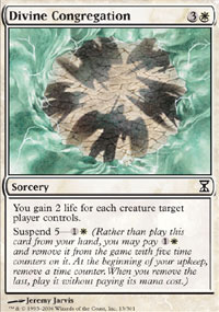 Divine Congregation - Time Spiral