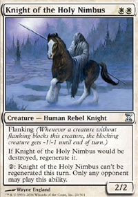 Knight of the Holy Nimbus - Time Spiral