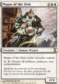 Magus of the Disk - Time Spiral