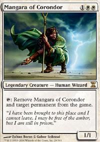 Mangara of Corondor - Time Spiral