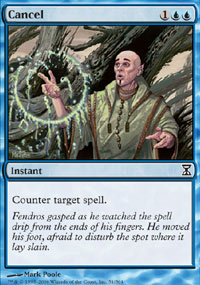 Cancel - Time Spiral