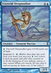 Viscerid Deepwalker - Time Spiral
