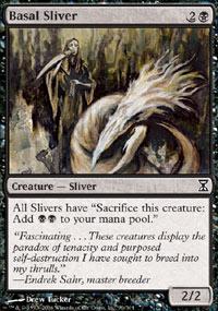 Basal Sliver - Time Spiral