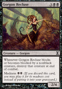Gorgon Recluse - Time Spiral