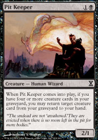 Pit Keeper - Time Spiral