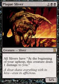 Plague Sliver - Time Spiral
