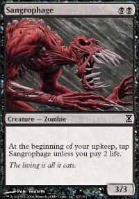 Sangrophage - Time Spiral