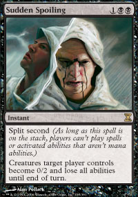 Sudden Spoiling - Time Spiral