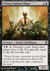Urborg Syphon-Mage - Time Spiral