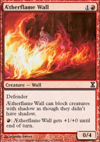 Aetherflame Wall - Time Spiral