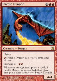 Pardic Dragon - Time Spiral