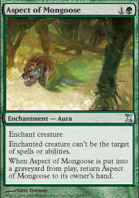 Aspect of Mongoose - Time Spiral