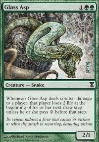 Glass Asp - Time Spiral
