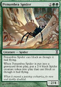 Penumbra Spider - Time Spiral